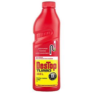 Destop Turbo Nettoyant Sans parfum 1 L Bidon