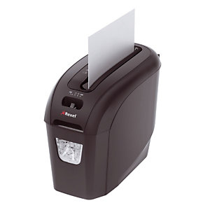 Destructeur de documents Rexel Prostyle+  coupe droite