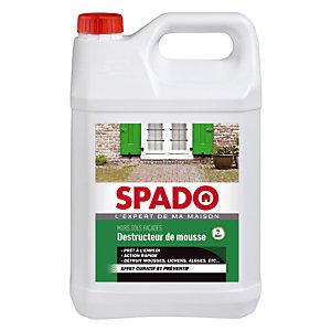 Destructeur de mousse Spado 5 L