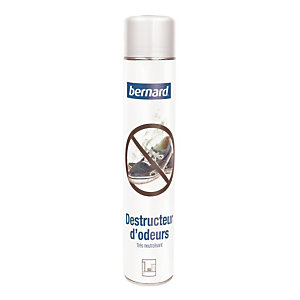 Destructeur d'odeurs Bernard concentré 750 ml