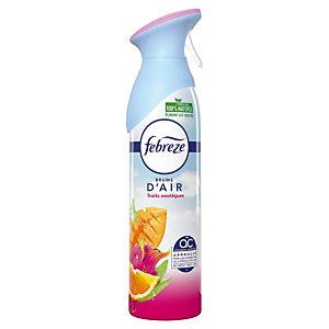 Destructeur d'odeurs Fébrèze Plaisir d'air Fruits exotiques 300 ml