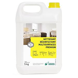 Détergent désinfectant multi-surfaces Premium ANIOS