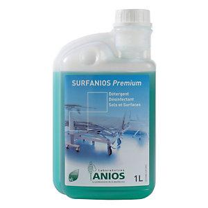 Détergent désinfectant Surfanios premium Anios 1 L
