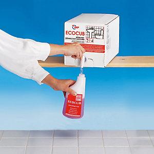 Détergent détartrant et désinfectant Ecocub 10 L