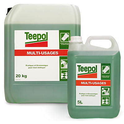 Détergent multi-usages TEEPOL