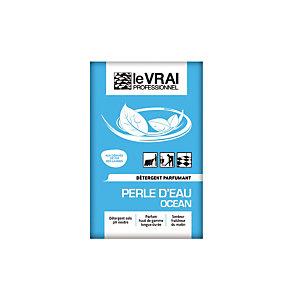Détergent odorant concentré Le Vrai Perle d'eau, 125 doses 16 ml