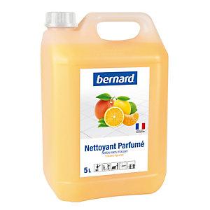 Détergent parfumé HACCP Bernard agrumes 5L