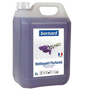 Détergent parfumé HACCP Bernard lavande 5 L