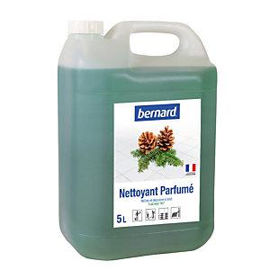 Détergent parfumé HACCP Bernard pin 5 L