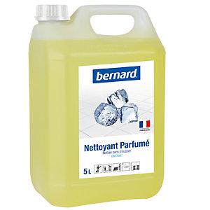 Détergent parfumé HACCP Bernard ultra frais 5 L