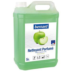 Détergent parfumé neutre HACCP Bernard pomme 5 L
