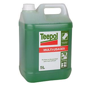 Détergent universel HACCP Teepol 5 L