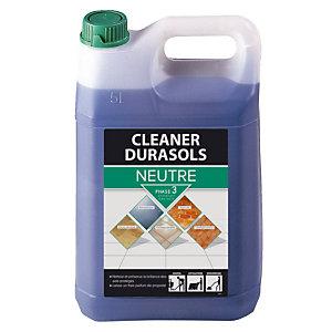 Détergent universel professionnel Cleaner Durasols Neutre 5 L