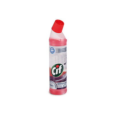 Detergente desincrustante profissional CIF