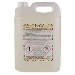 Detergente germicida deodorante per superfici ANA 4, Presidio Medico Chirurgico, Tanica 5 l