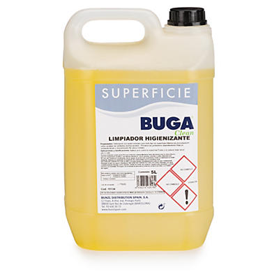 Detergente higienizante Buga
