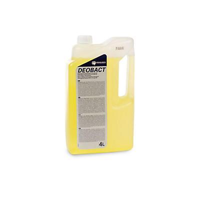 Detergente tripla ação Deobact
