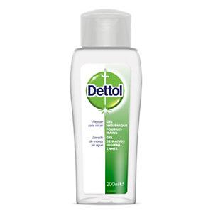 Dettol Gel higienizante de manos a base de alcohol (70%)