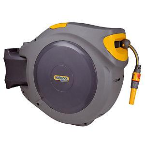 Dévidoir caréné Auto Reel  Flowmax 30m Hozelock