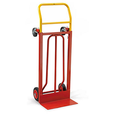 Diable de manutention avec fonction chariot 250 kg