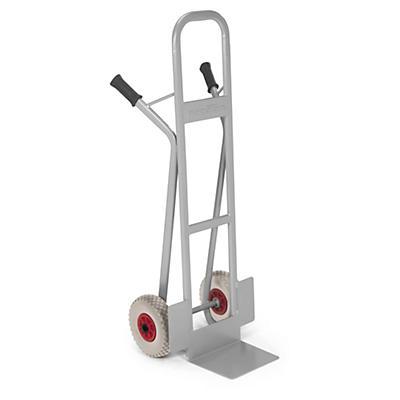 Diable roues increvables##Stabiler Stapelkarren