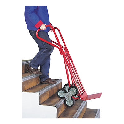 Diable spécial escalier##Treppenkarre