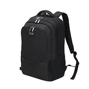 """Dicota Eco Backpack SELECT 15-17.3, Ville, Unisexe, 43,9 cm (17.3""""), Compartiment pour Notebook, Mousse d'éthylène-Acétate de vinyle (EVA), Polyéthylène téréphthalate (PET) D31637"""