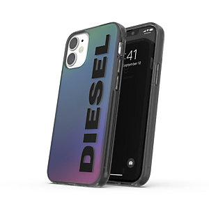 Diesel, Cover, Diesel clearaop iphone 12 mini holo, 42572