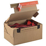 Dinkhauser 10 Return Box, boîte de réexpédition avec fermeture, M, 282x191x140mm