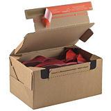 Dinkhauser 10 Return Box, boîte de réexpédition avec fermeture, XL, 384x290x190mm