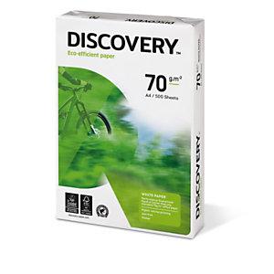 Discovery Papier A4 blanc 70g - Ramette de 500 feuilles
