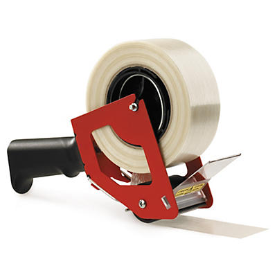 Dispensador de cinta adhesiva reforzada