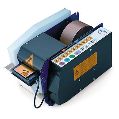 Dispensador eletrónico de papel gomado