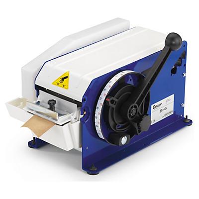 Dispensador manual de fita de papel gomado