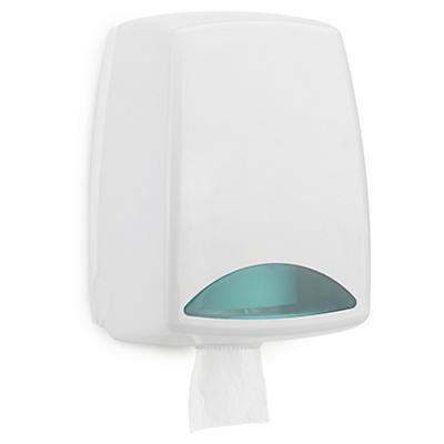 Dispensador Mini e Máxi para toalhas de mão em rolo