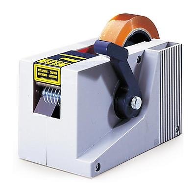 Dispenser con taglio regolabile per nastro adesivo