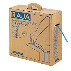 Dispenser doos van polypropyleen band