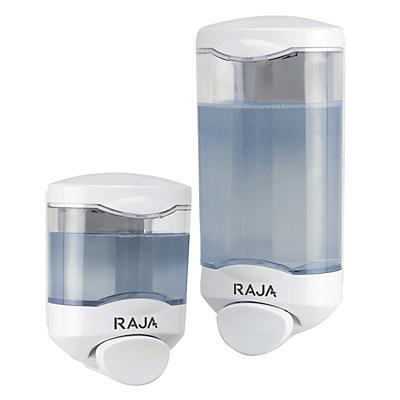 Dispenser igienizzante mani e sapone a muro