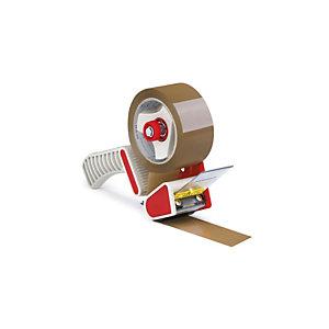 Dispenser tendinastro manuale per nastro adesivo da imballo 50 mm