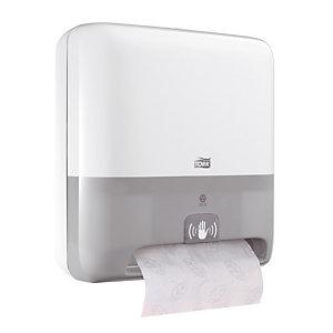 Distributeur automatique d'essuie mains rouleaux Tork Matic Intuition