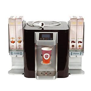 Distributeur de boissons chaudes et froides Smart Fisapac sur réseau