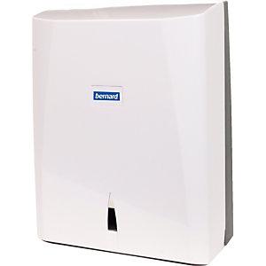 Distributeur d'essuie-mains en ABS Bernard, pliage en C