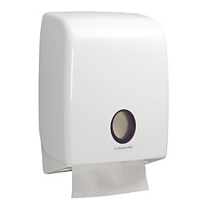 Distributeur d'essuie-mains Aquarius, pliage en C