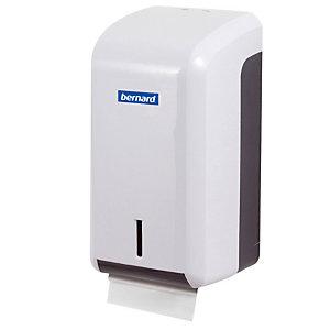 Distributeur de papier toilette mixte Bernard Maxi
