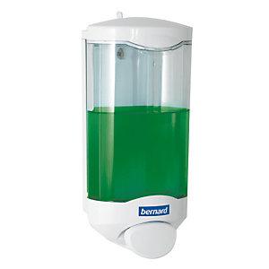 Distributeur à poussoir de savon liquide Bernard Push 1000 ml