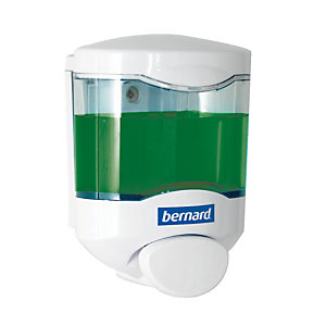 Distributeur à poussoir de savon liquide Bernard Push 450 ml