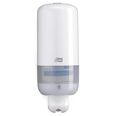 Distributeur pour savon liquide Tork##Zeepdispenser voor vloeibare zeep Tork