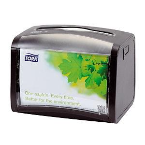 Distributeur de serviettes Tork Xpressnap® N4, modèle table, coloris noir
