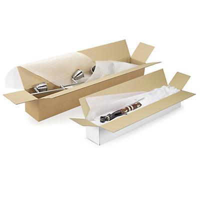Dlouhé krabice s velkým klopovým uzavřením, 3VVL