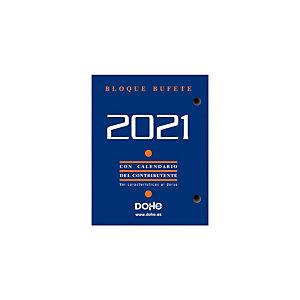 DOHE Bloques calendario 2021, 85 x 110 mm, castellano